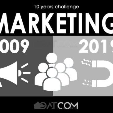 10 years challenge: cos'è cambiato nel marketing?